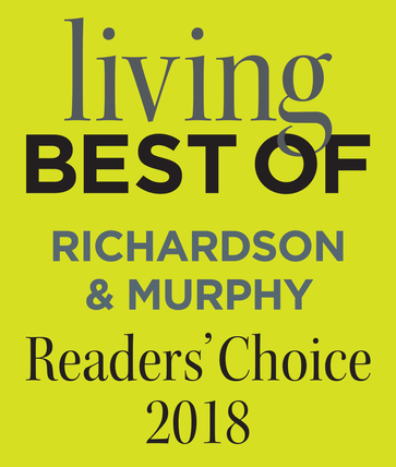 Best of Assisted Living in Richardson and Murphy award 2018