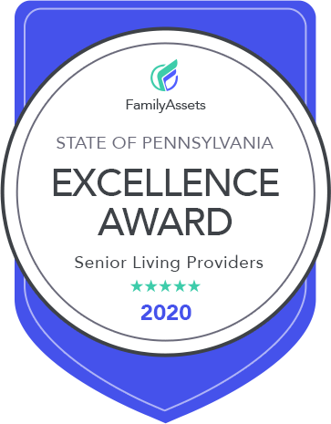 State of Pennsylvania Excellence Award