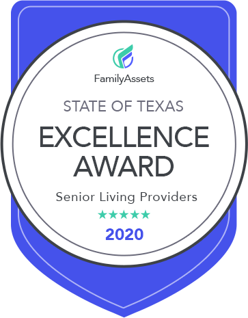 State of Texas Excellence Award